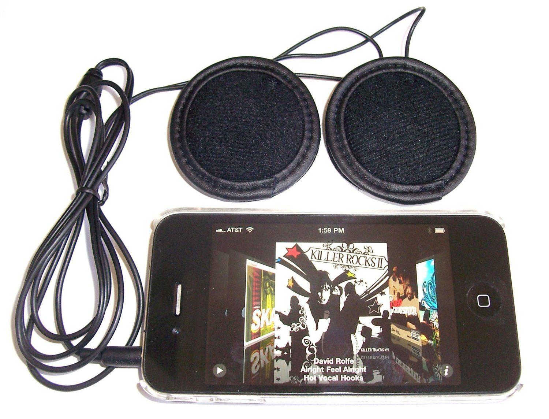 Avis et prix des écouteurs pour casque de moto (ou de sport)