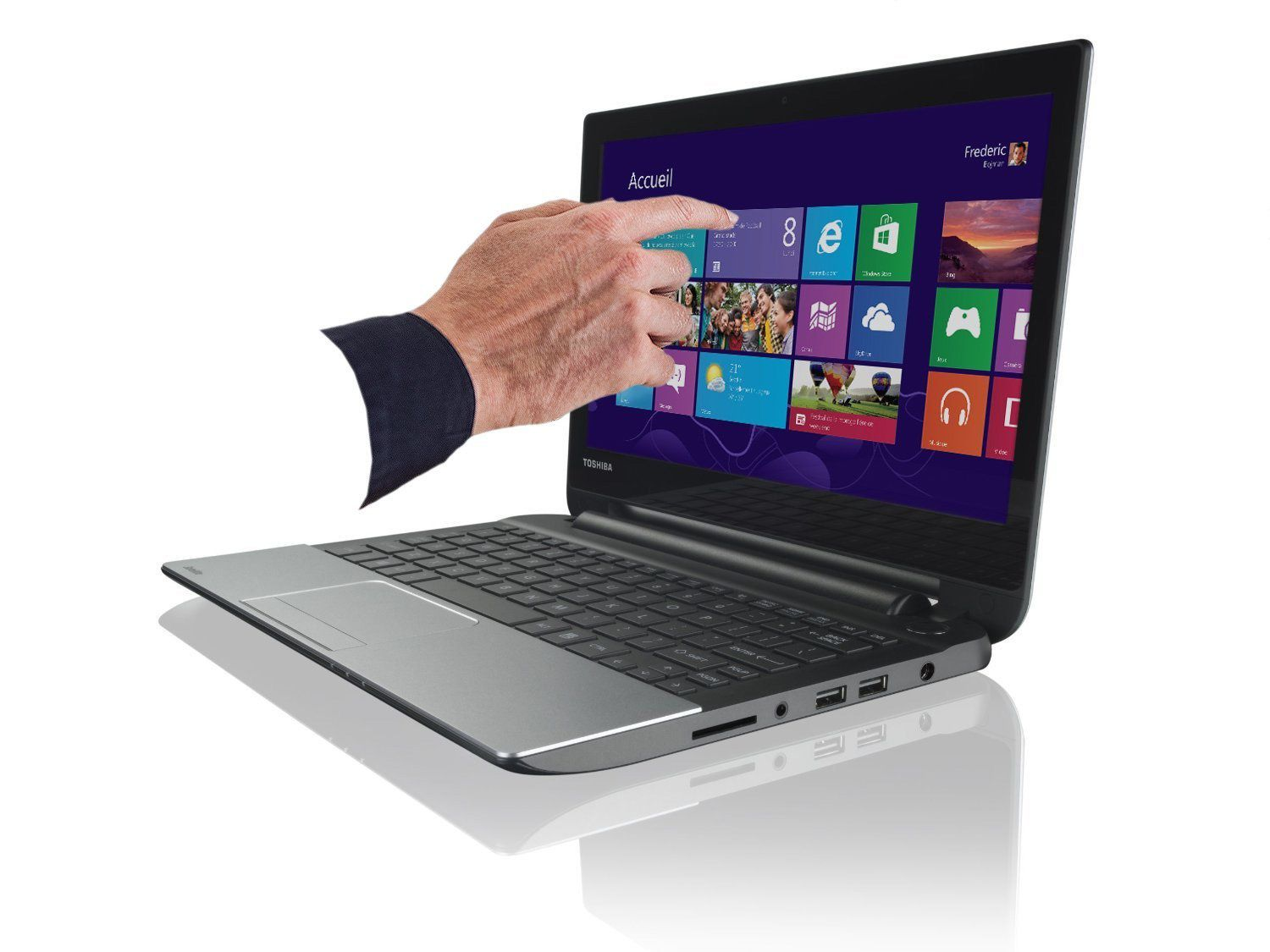 Vente flash ordinateur portable tactile toshiba satellite 11 6 29 46 - Ordinateur vente flash ...