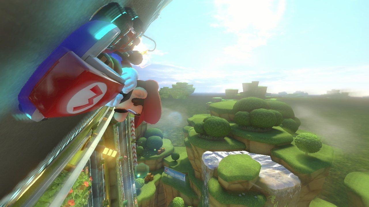 Mario Kart 8 est disponible en pré-commande!