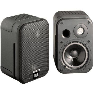 Promotion : JBL Control One Paire d'enceintes 2.0 200 Watts