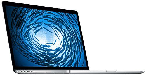 Apple MacBook Pro Ordinateur portable 15&quot&#x3B; Retina (2015) (Intel Core i7, 16 Go de RAM, SSD 256 Go, Intel Iris Pro Graphics)