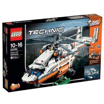 Les hélicoptères LEGO (prix et présentation)