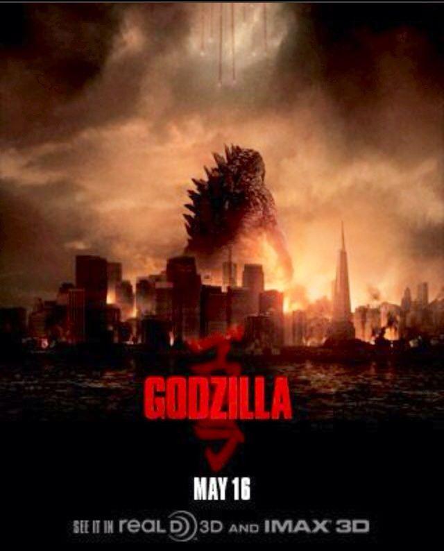 Un trailer officiel pour Godzilla! (Video)