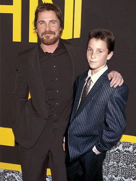 Quand les nominés aux Oscars posent avec leur double plus jeune!