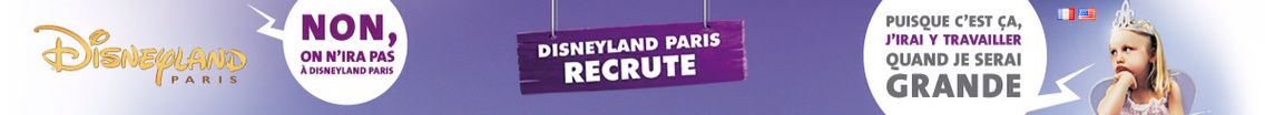 Disneyland Paris recrute son Senior Manager Marketing Stratégique (H/F) CDI