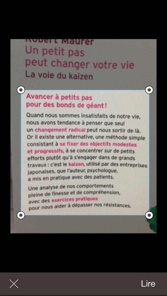 Application : Text Grabber transforme et traduit vos photos de texte en texte modifiable (iPhone, iPad)