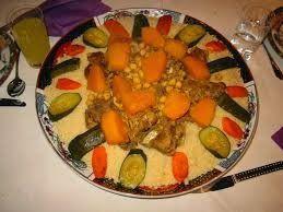 Recette Couscous marocain : Savoureuses et variées