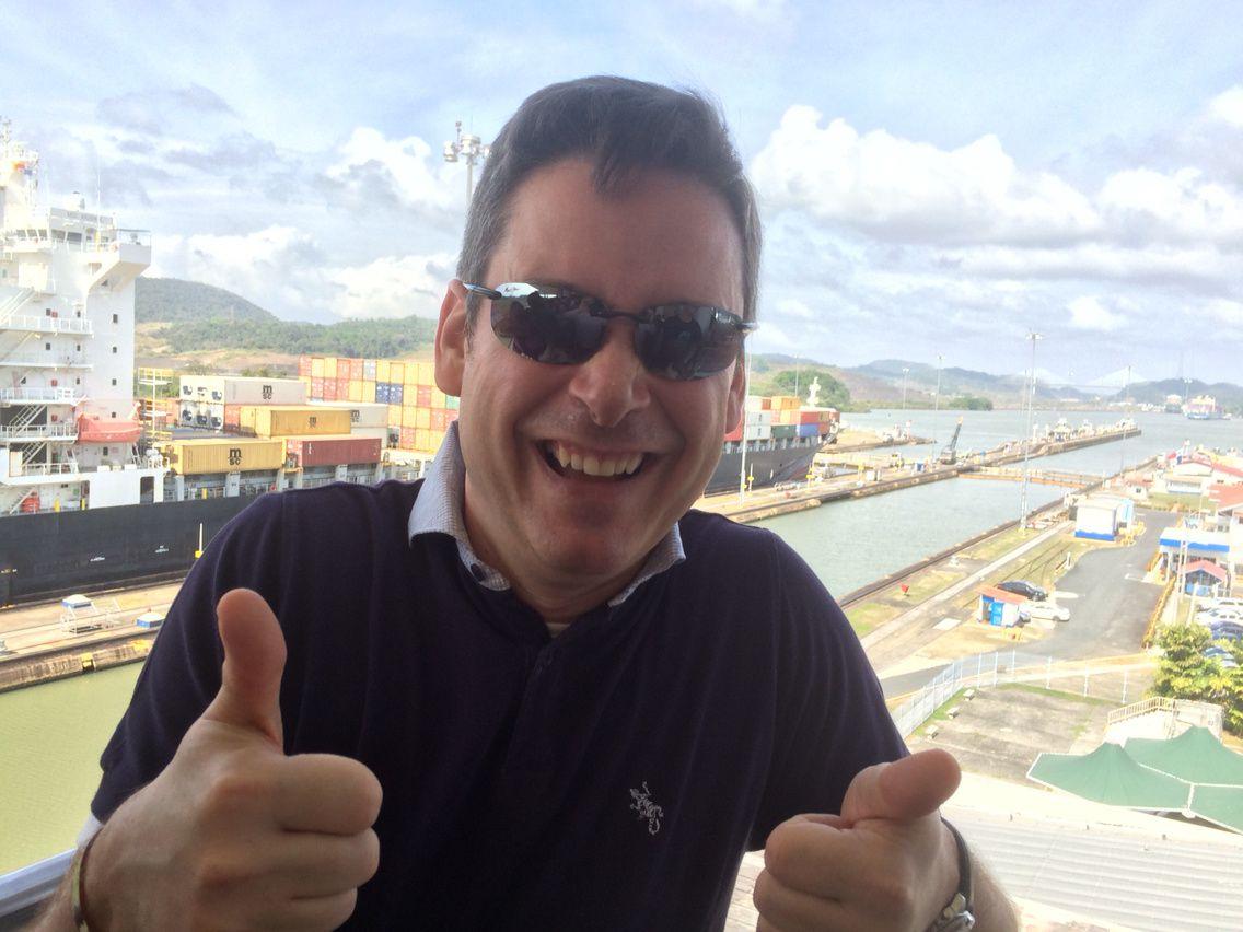 Panama Canal &amp&#x3B; Panama city