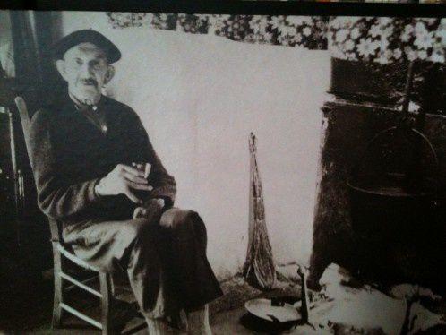 Pierre Ferras, ancien combattant du Chemin des Dames