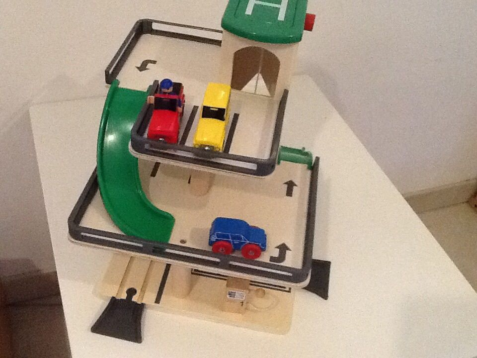 Les nouveaux jouets en bois