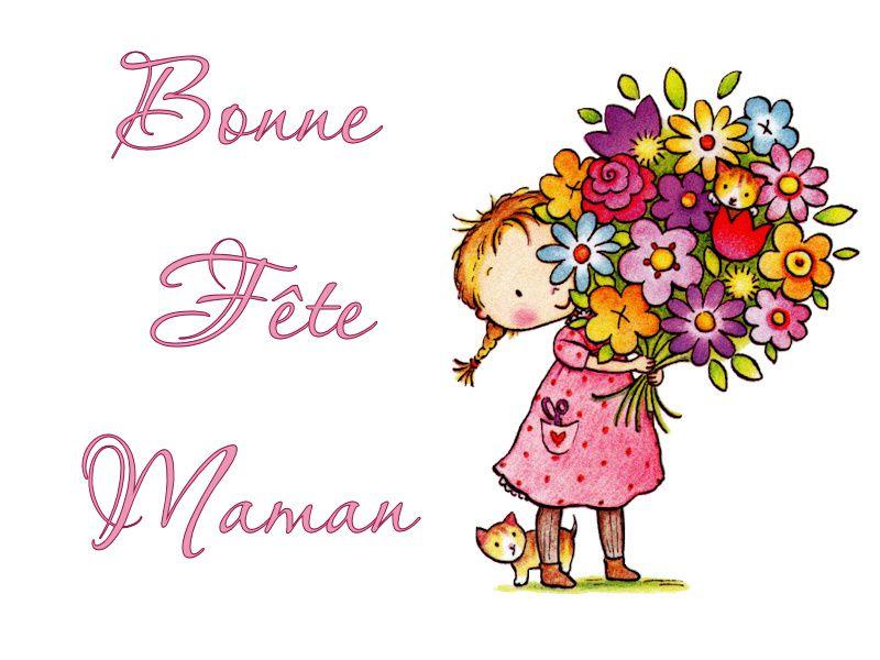 Bonne fête Maman !! ���
