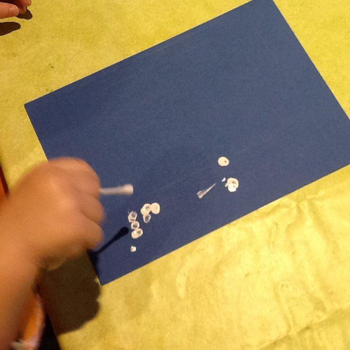Nos cartes effet boule à neige �❄️☃