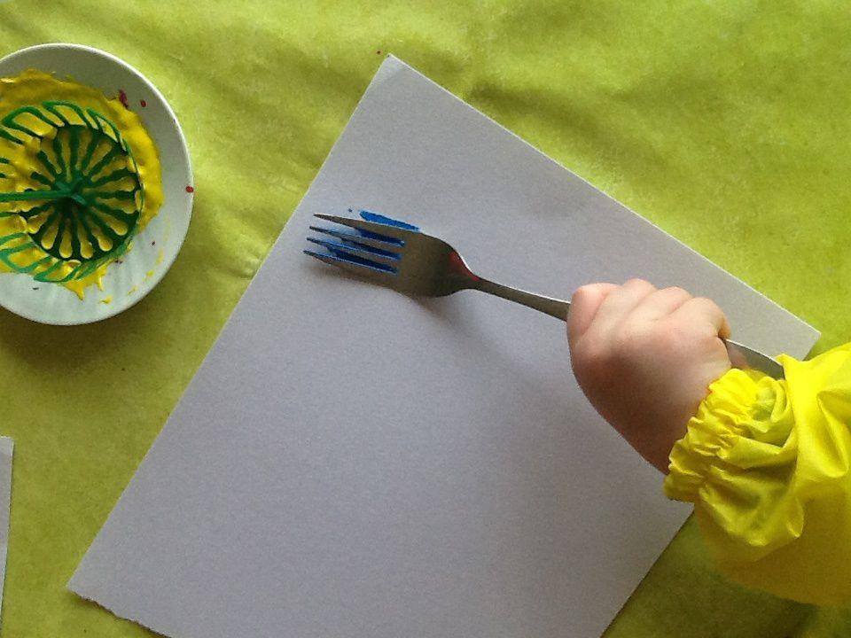 Peinture &quot&#x3B;printanière&quot&#x3B; ���