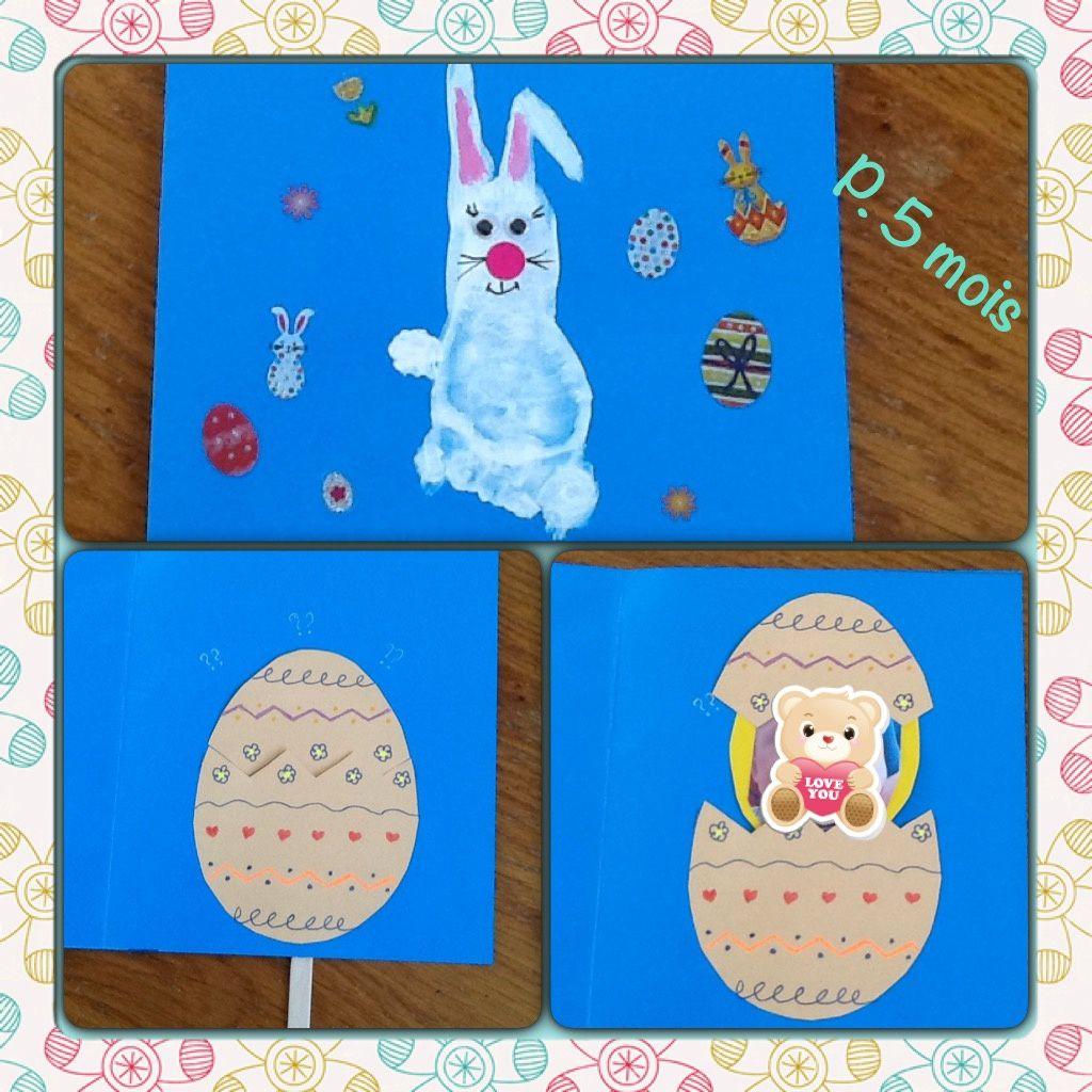 � Les lapinous de Pâques des &quot&#x3B;minis&quot&#x3B; bouts �