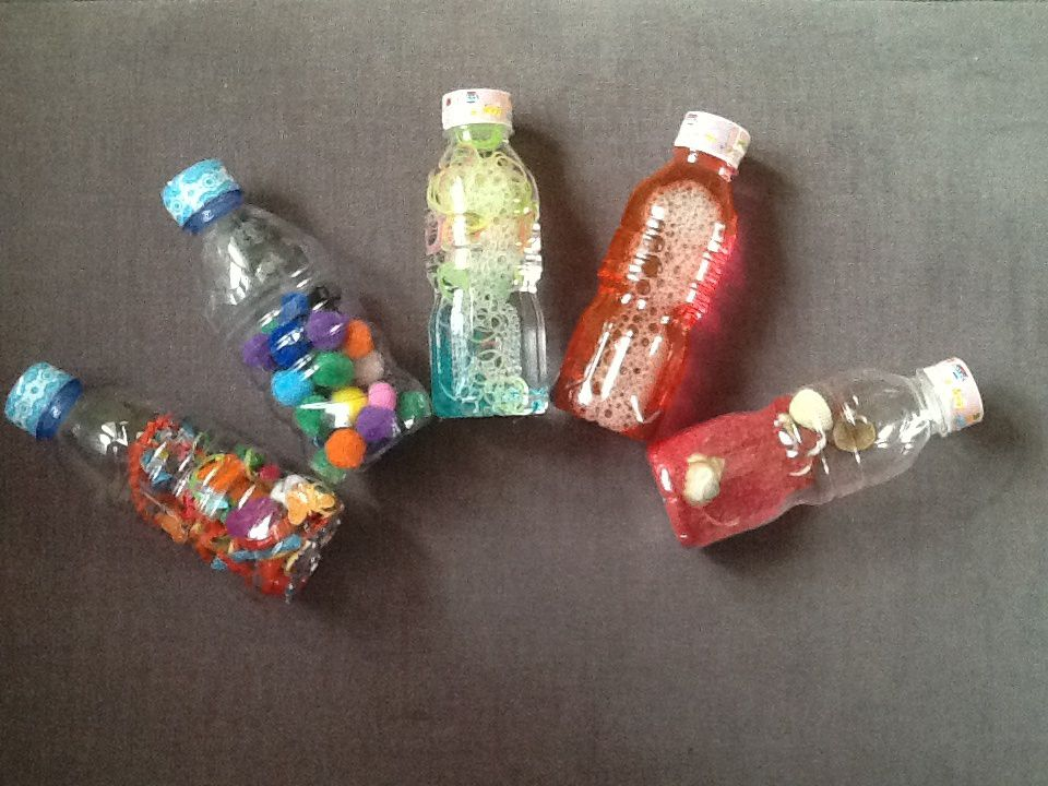 Nouvelles bouteilles sensorielles ♻️