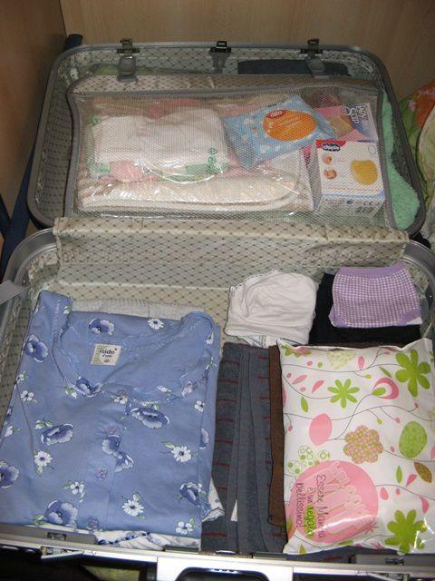 5444cec455 Parto: cosa portare in valigia - Gravidanza Online