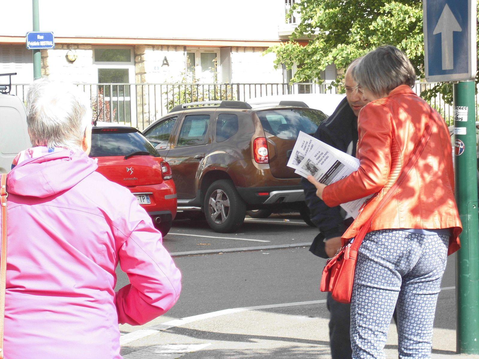 Mantes-la-Ville. La Poste Jean Jaurès ferme le 5 juin. NOUS POURSUIVONS NOTRE ACTION.