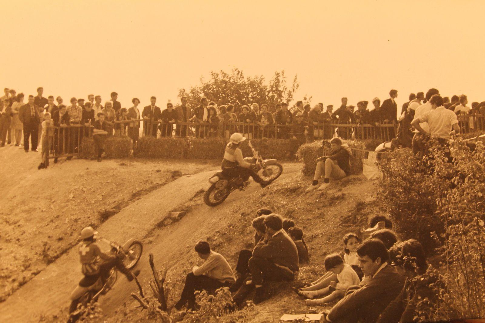 Les débuts du Moto-Club-Méruvien