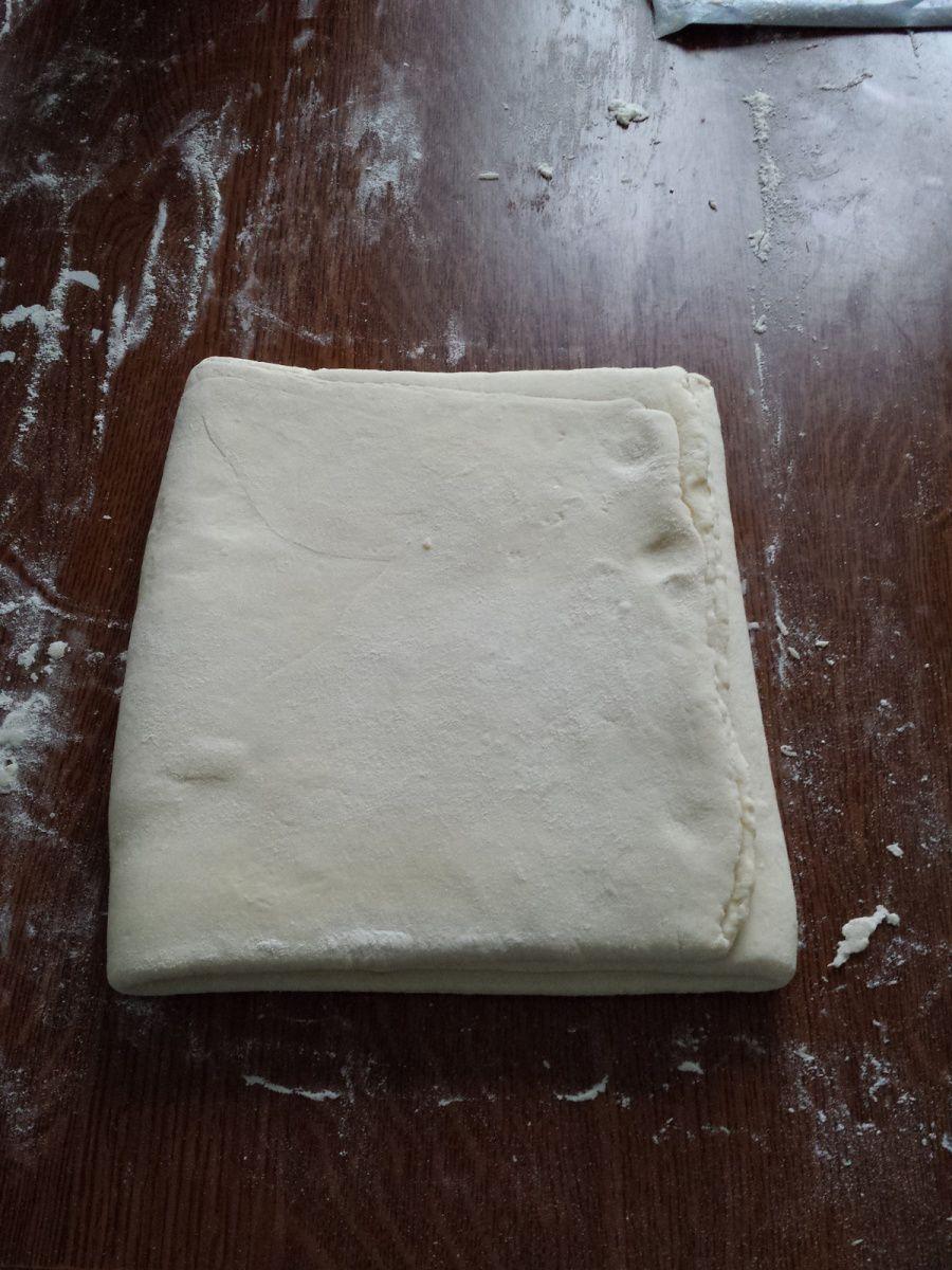 pâton de pâte feuilletée