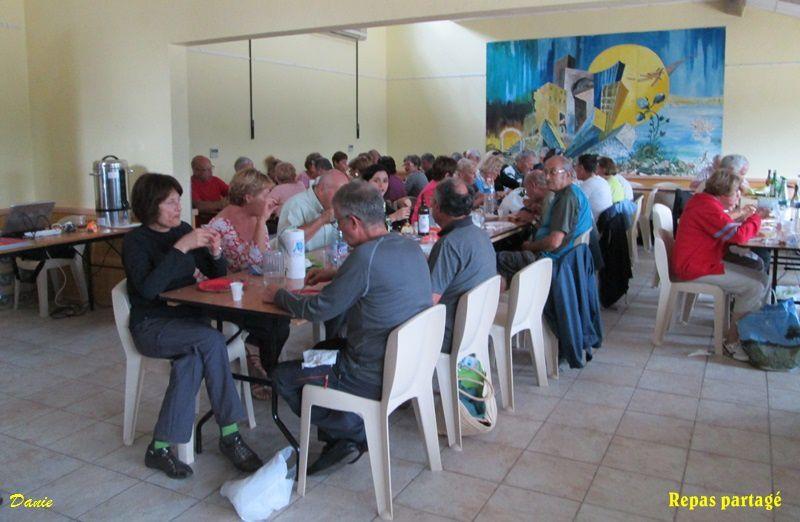 Journée Participative / St Georges les Bains (07) - Rando