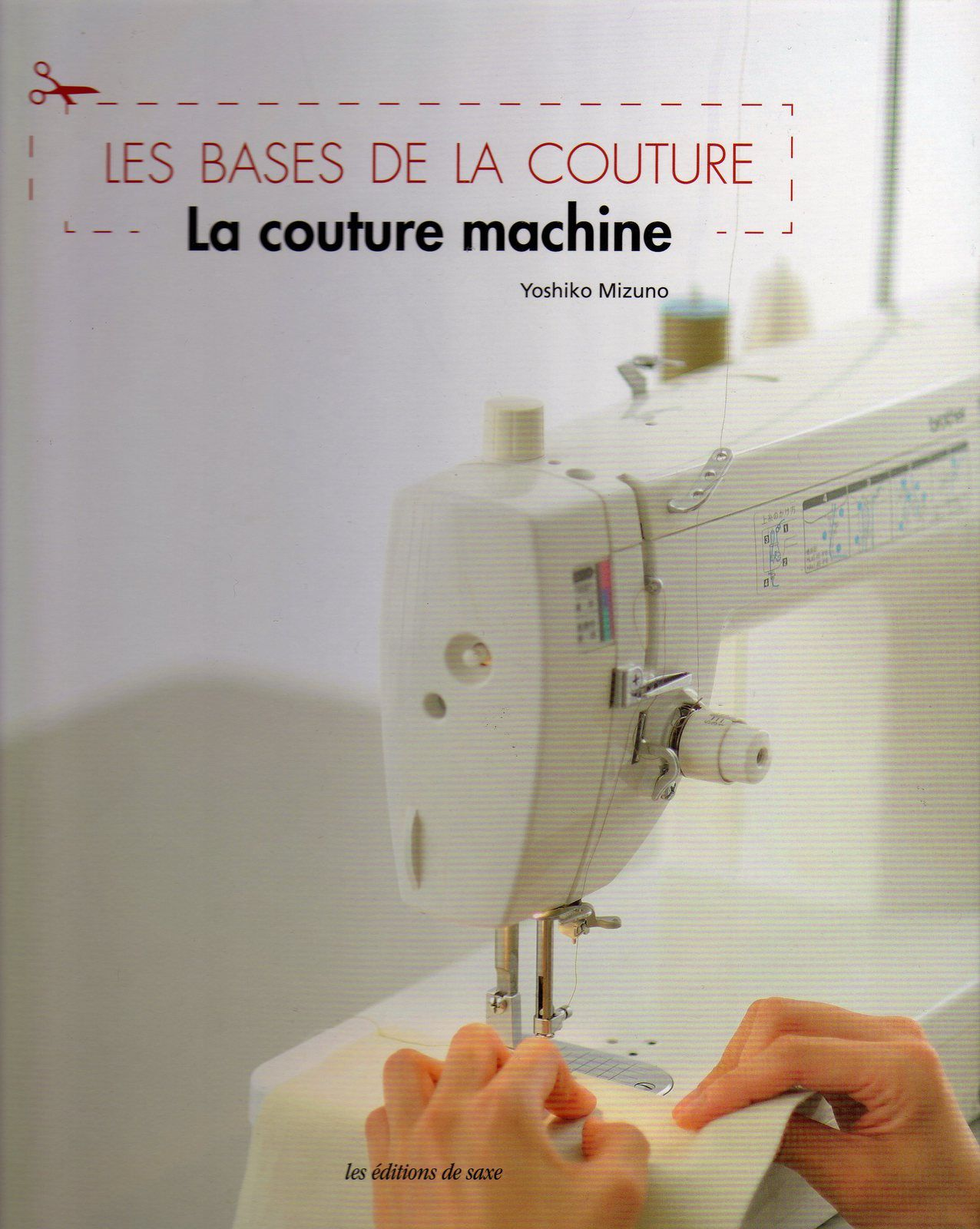 Bases de la couture machine