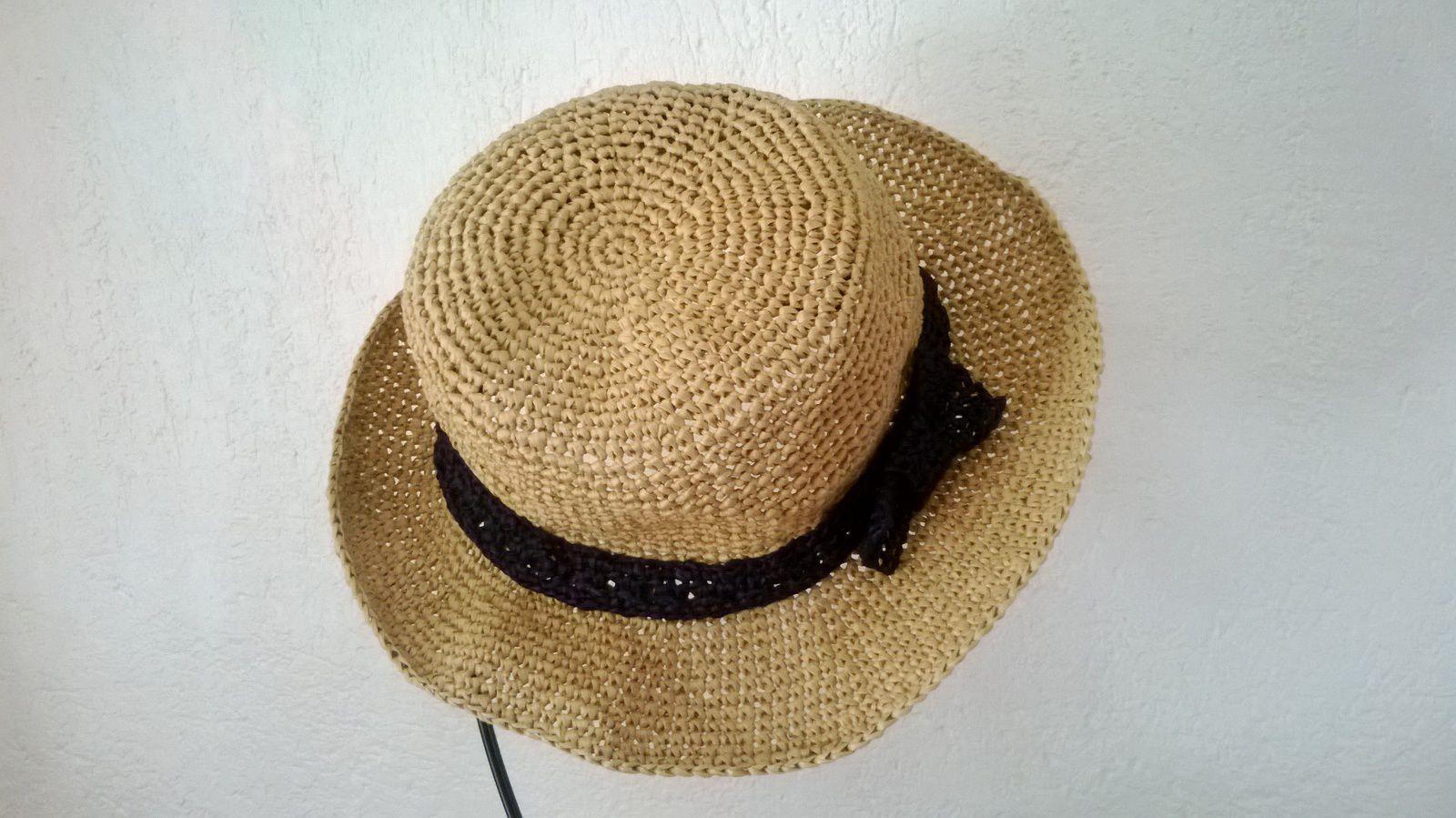 Magnifique chapeau de Danièle