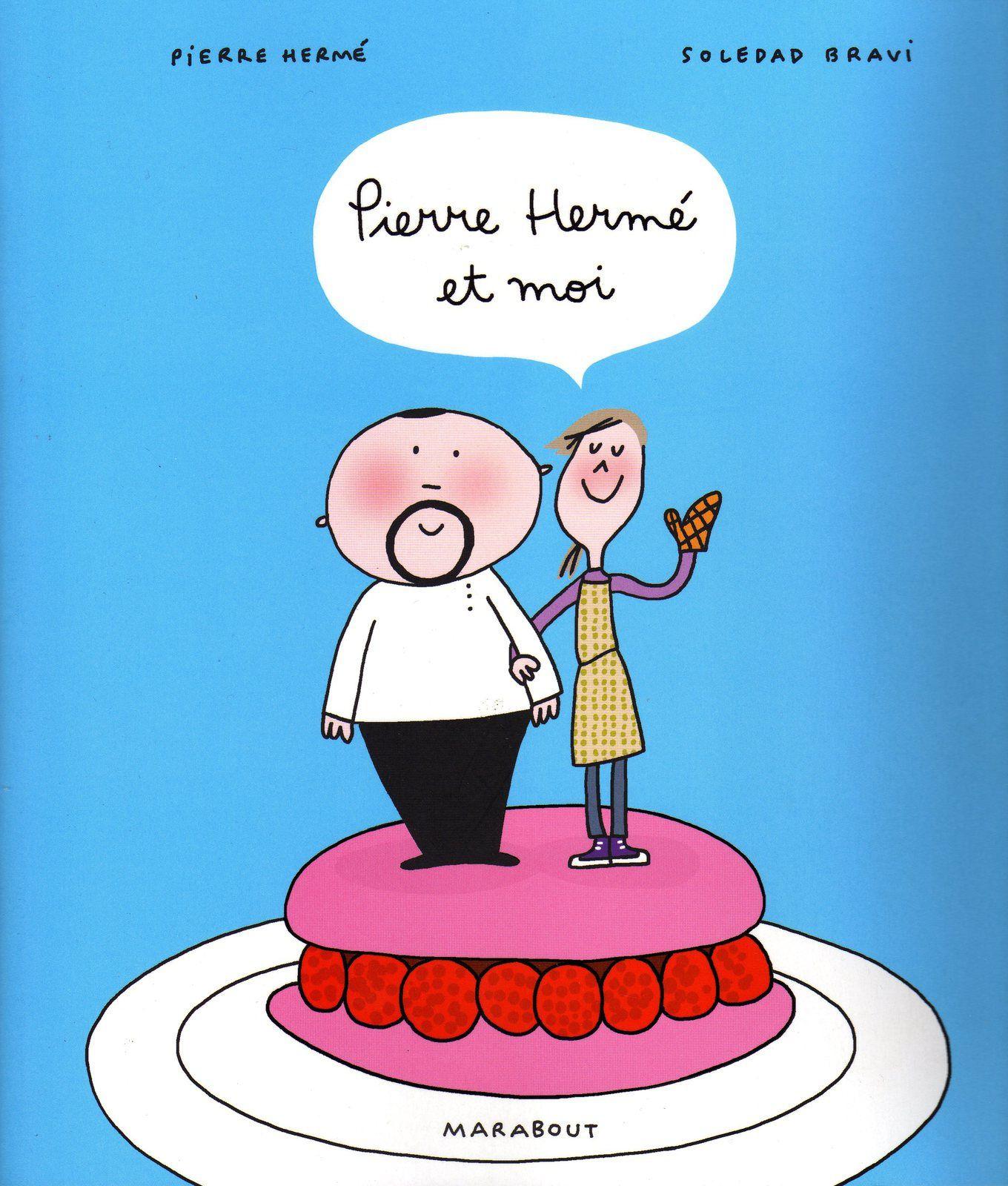 Pierre Hermé et moi...