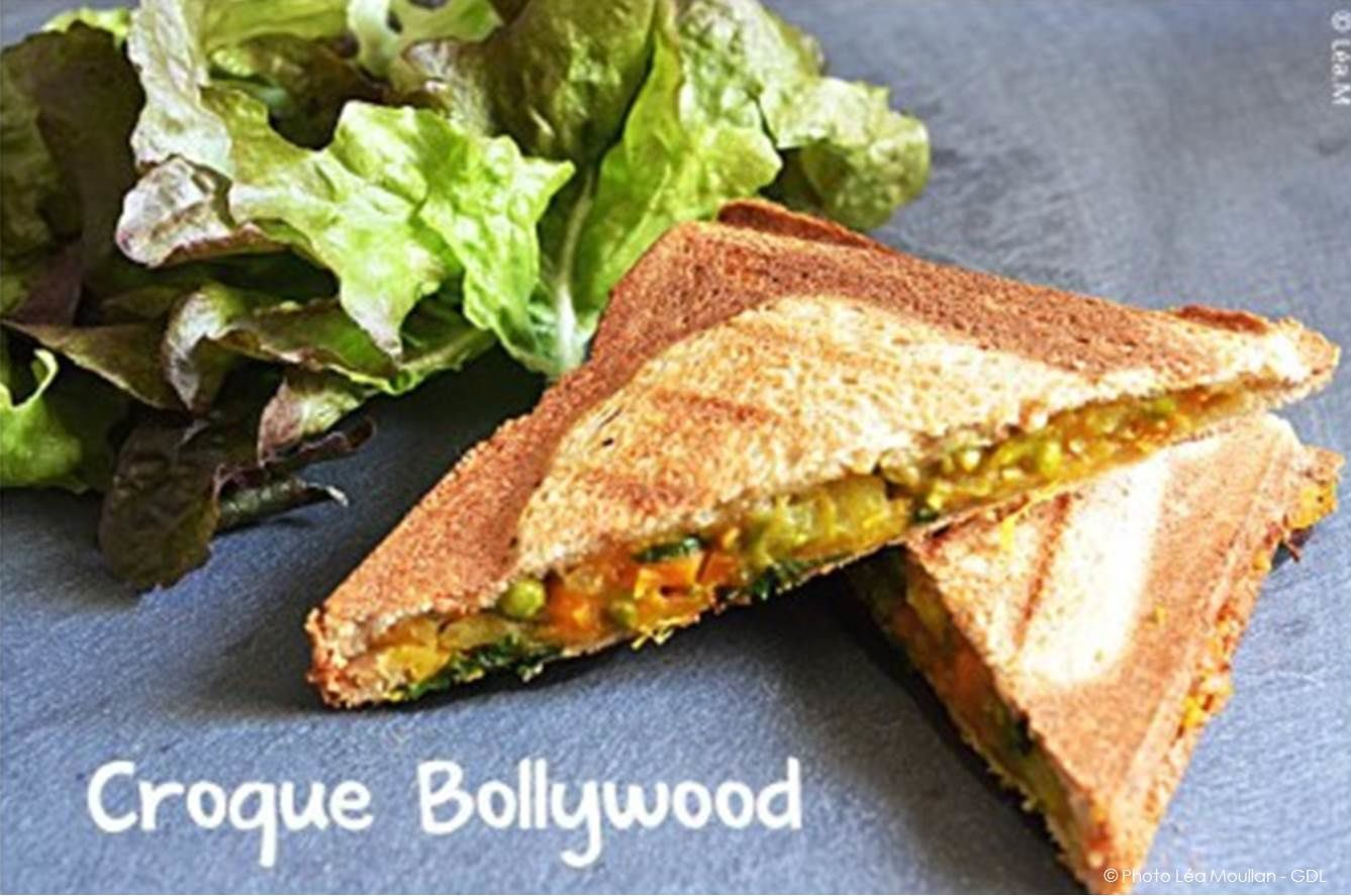 Croque Bollywood