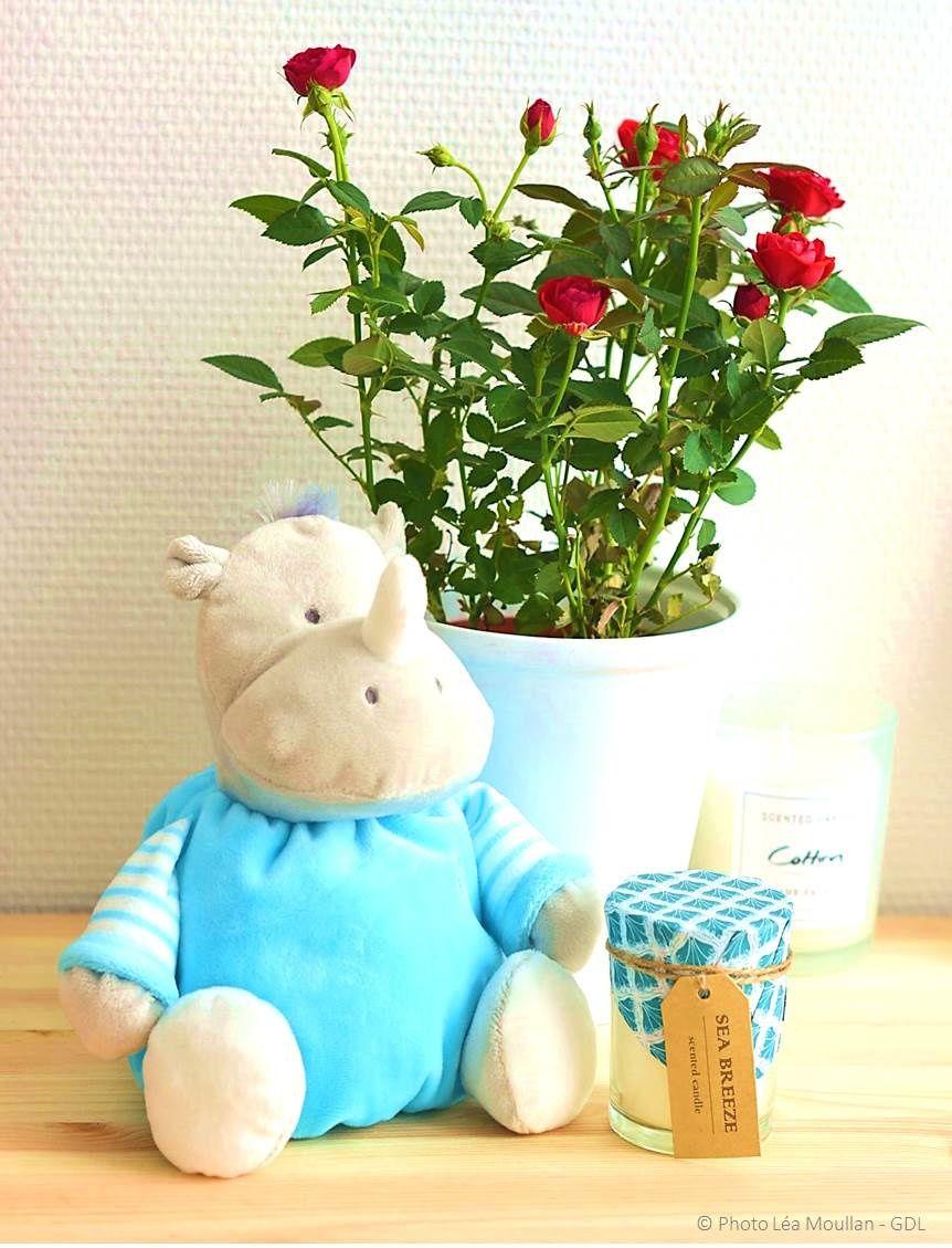 Des minis roses pour une mini maman ♡