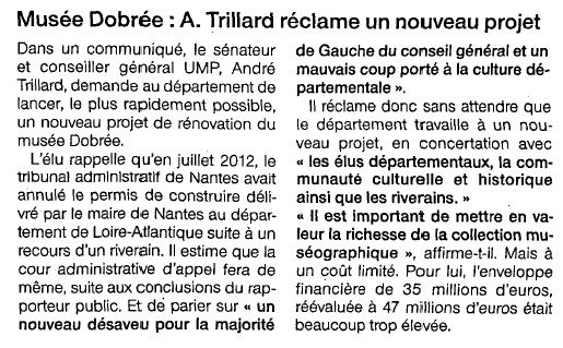 Ouest-France - 29-01-2014