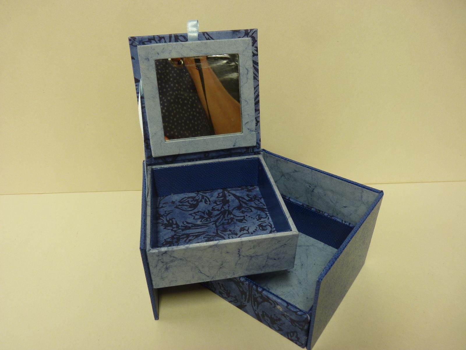 la bo te bijoux tante agathe cartonnad 39. Black Bedroom Furniture Sets. Home Design Ideas