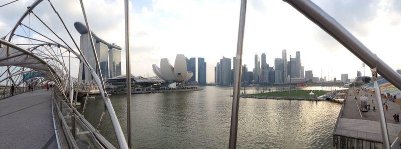Singapore - Botanic Garden / Little India / Arab Quarter / Marina Bay