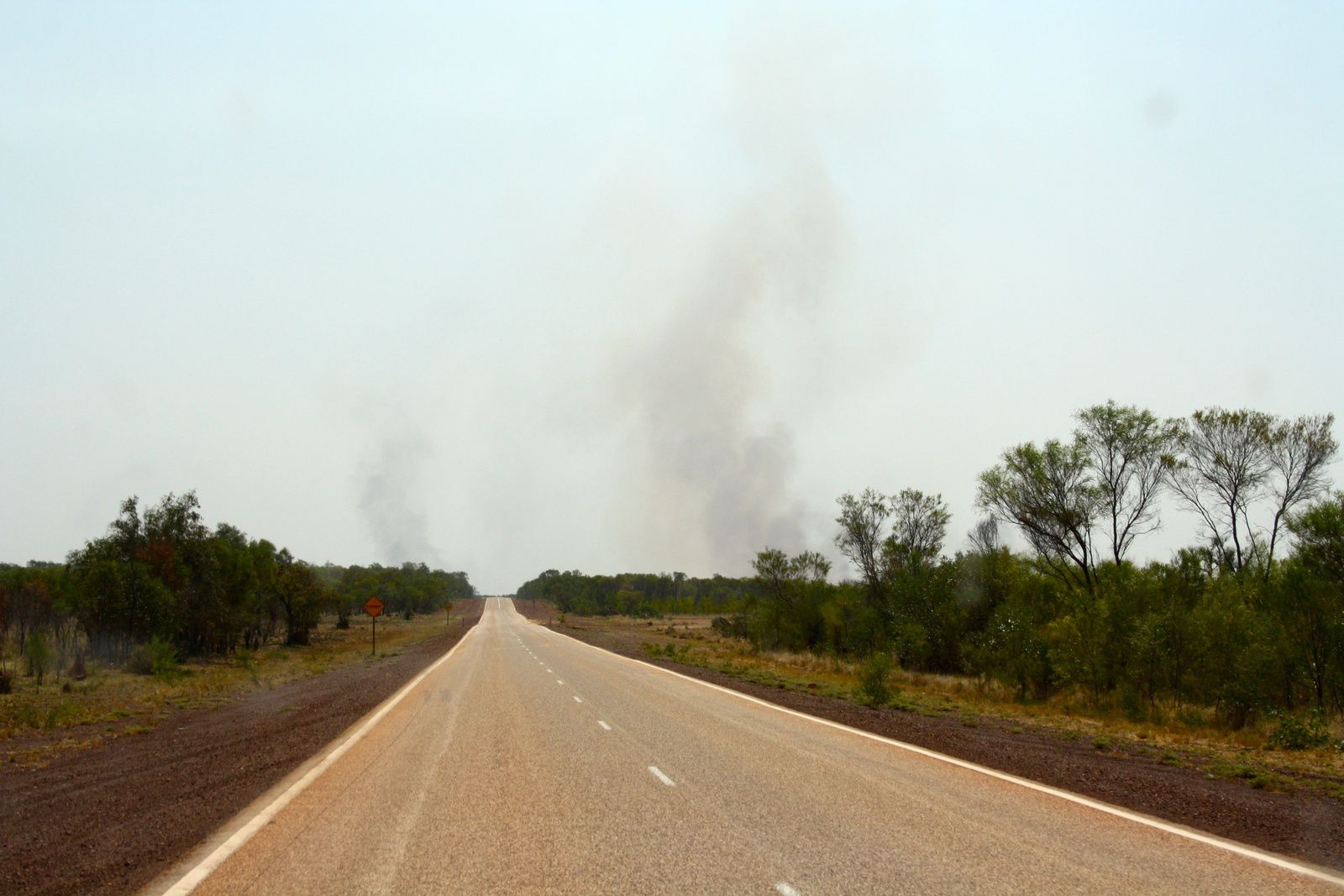On the way to Broome