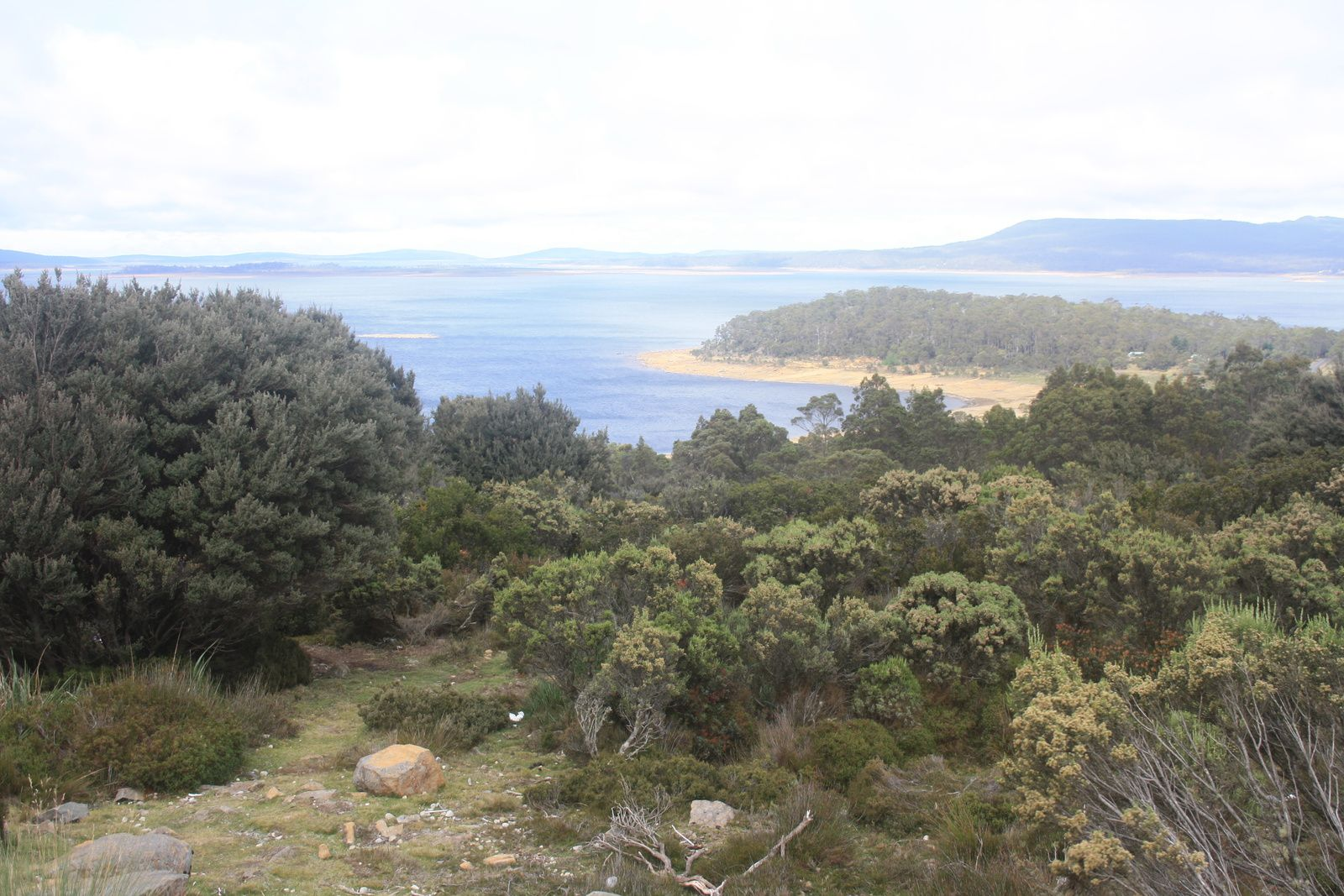 Tasmania, going up North