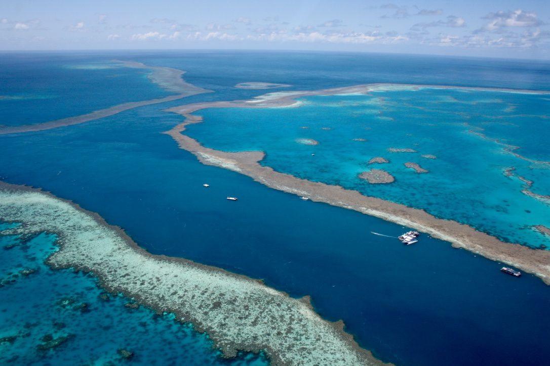 Scenic Flight, Great Barrier Reef