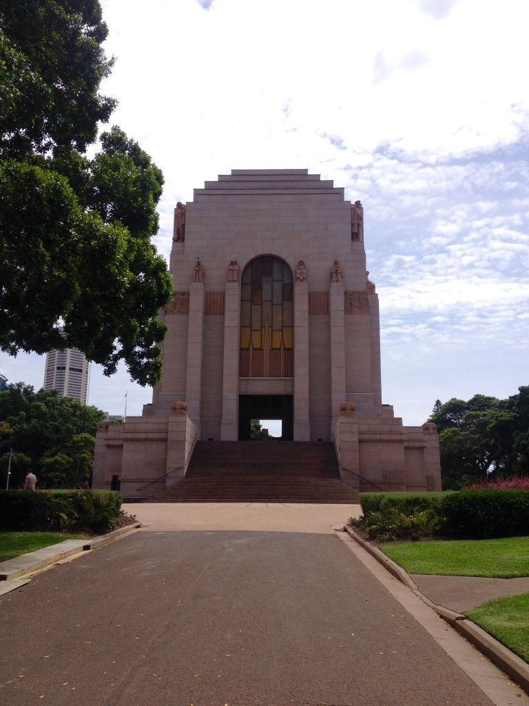 Royal Botanic Gardens / Art Gallery , Sydney