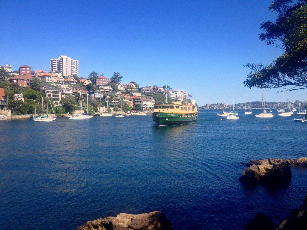 Milsons Point/Kirribilli/Port Jackson/Milson , Sydney