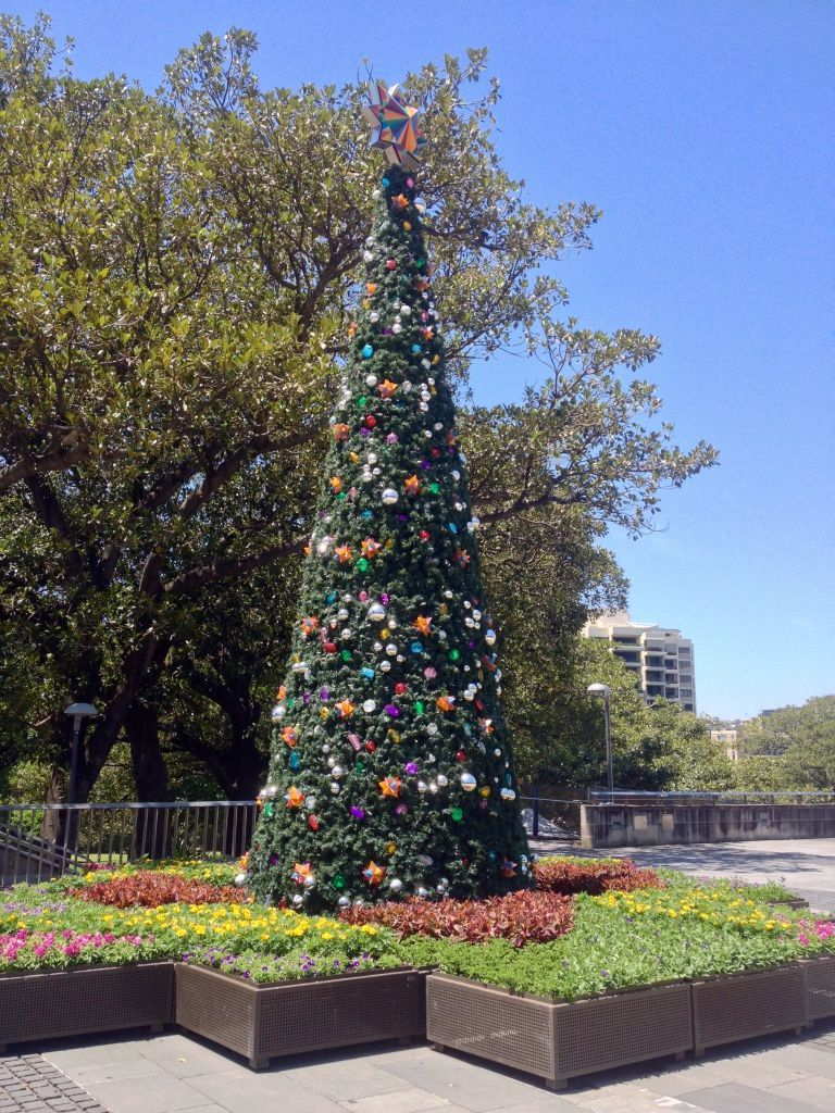Christmas time in Sydney