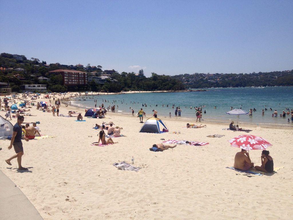 Balmoral Beach , Sydney