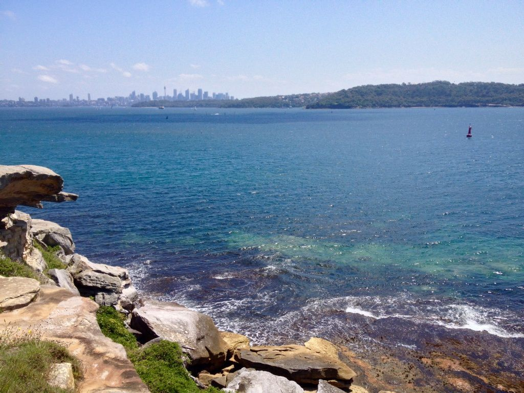 Kutti Beach/Gibsons Beach/Watsons Bay/Camp Cove/Lady Bay Beach , Sydney
