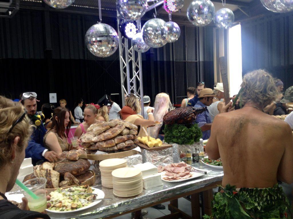 Merivale Xmas Staff Party