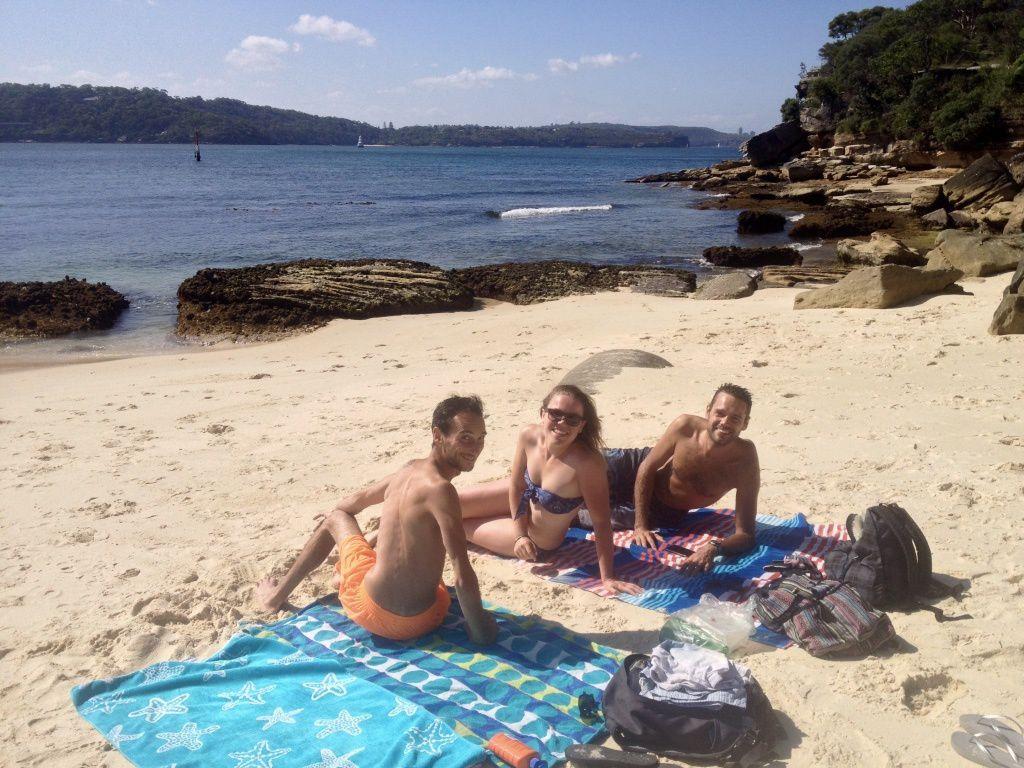 Sydney's life ...