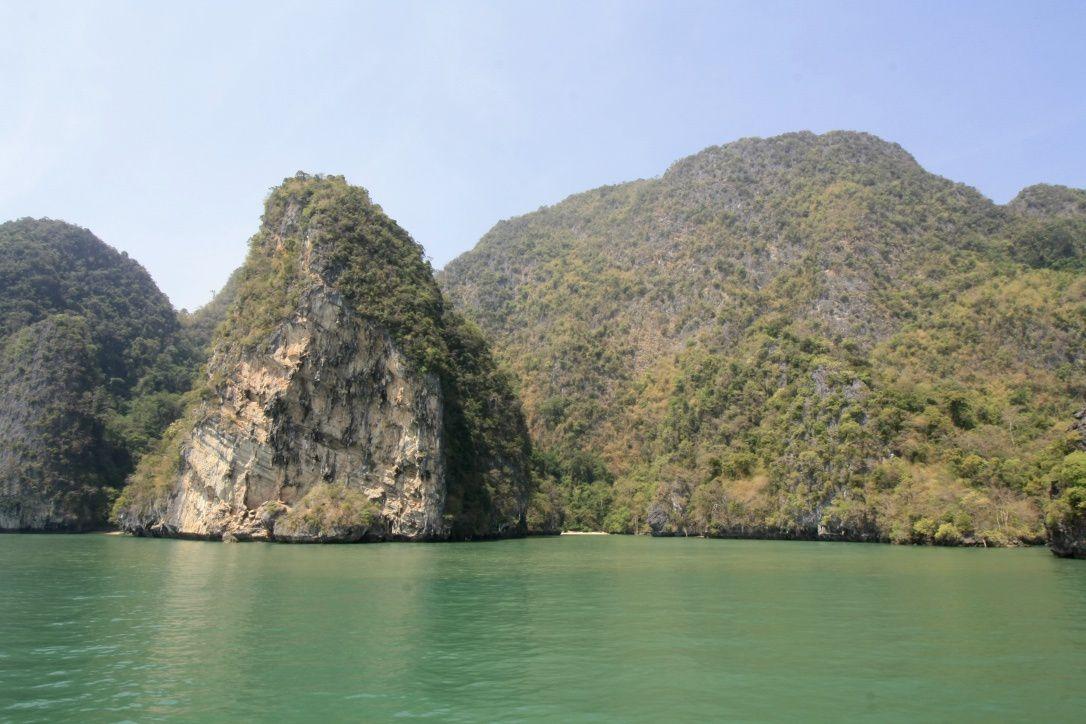 James Bond Island , Thailand