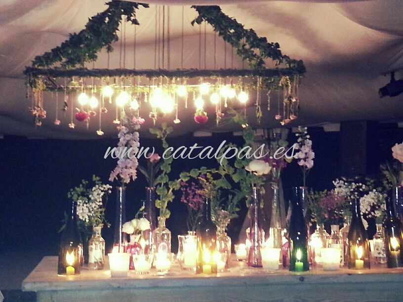 #boda de #catalpas #carpa