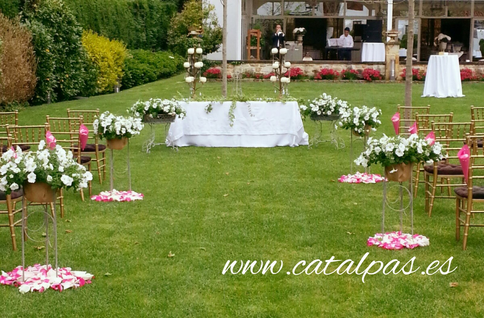 #catalpas #bodas2016 #ceremonia