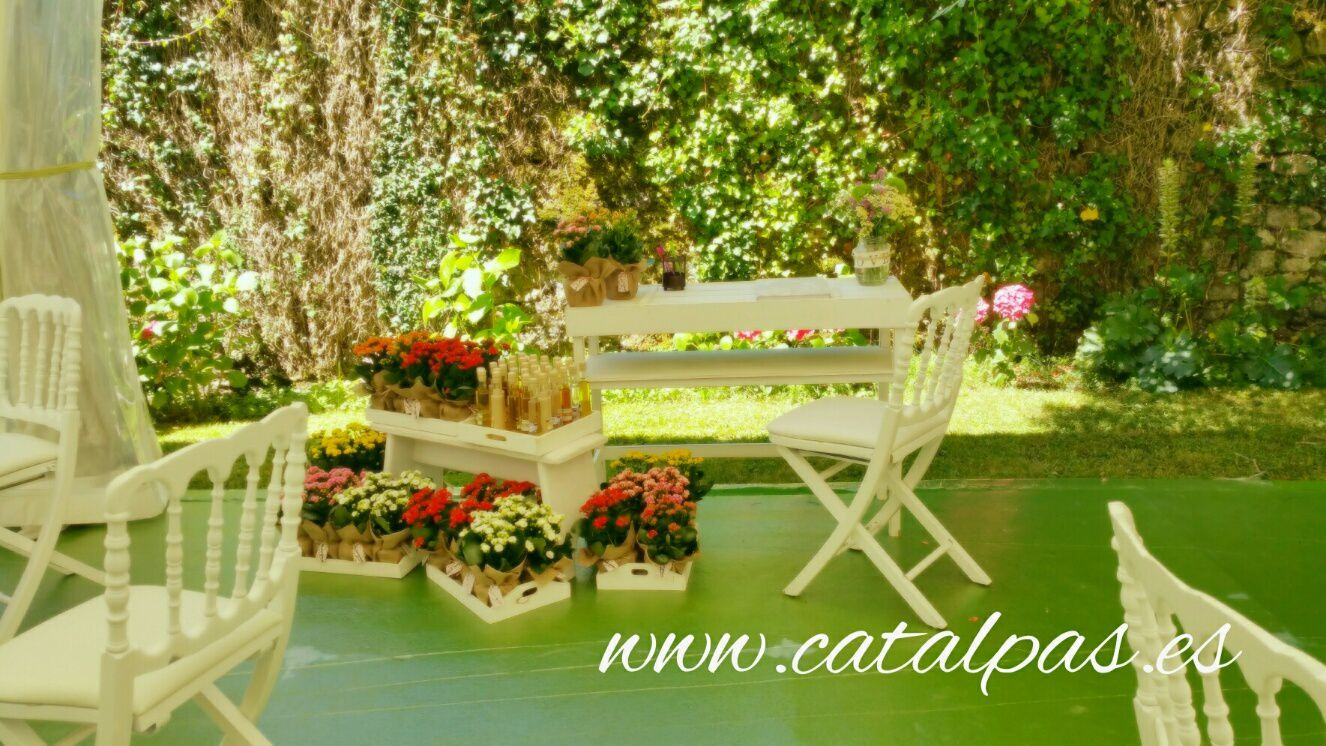 #catalpas #decoracioncarpa