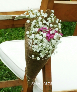 #catalpas #decoracionbodas #ceremonia