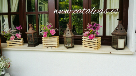 #catalpas #decoracionbodas #bodas2016