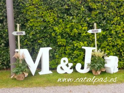 #decoracion #catalpas #bodasdiferentes #bodas2016