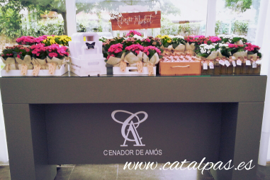 #catalpas #detallesboda #decoracionbodas #bodas2016